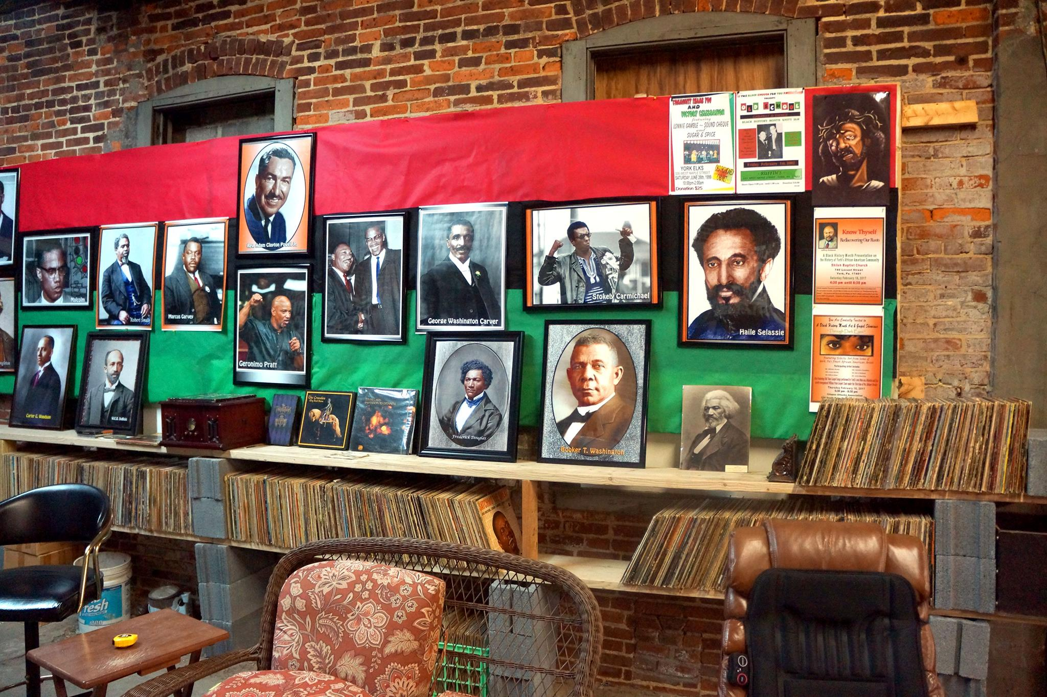 York Black History – Exploring history with the aims of