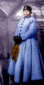 MAMIE SUE JOHNSON COLOR